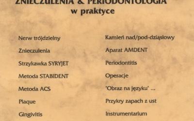 Stomatologia Dentica - Certyfikat - Znieczulenia